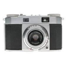 Olympus 35 K Rangefinder Film Camera D.Zuiko F.C. 1:3.5 f=4cm