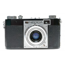 Neoca 1S 35mm Film Rangefinder Camera Neokor 1:3.5 f=45mm Rare