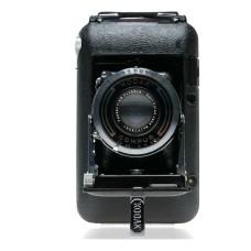 Kodak Regent Folding RF Film Camera Zeiss Tessar 1:4.5 f=10.5cm Case
