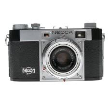 Neoca 2S Dual Stroke 35mm Film RF Camera Neokor 1:3.5 f=45mm