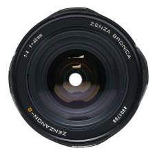 Zenza Bronica Zenzanon-S 1:4 f=40mm SQ-A Ai Am B Film Camera Lens