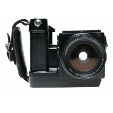 Zenza Bronica SQ-Am 6x6 SLR Film Camera Motor Zenzanon-S 1:3.5 f=50mm