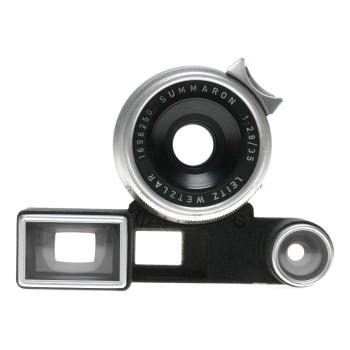 Summaron 2.8/50 mm m3 camera lens f2.8 f=50mm Prime lens LTM/M