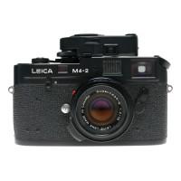 Leica M4-2 camera Summicron-M 1:2/35 Tiger paw bokeh king set