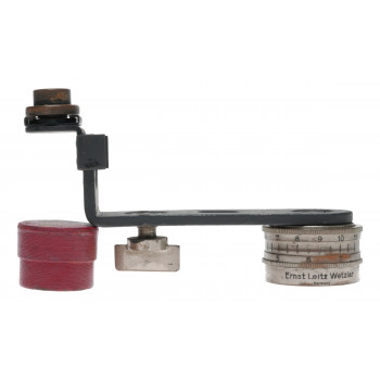 Leitz panoramic head FIAVI camera FIBLA support system FIAMA