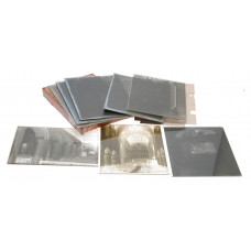 Imperial Dry Plates Processed Negatives Cathedral Scene Large Format