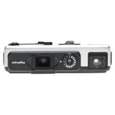 Minolta 16QT Subminiature Viewfinder Camera Rokkor 3.5/23mm