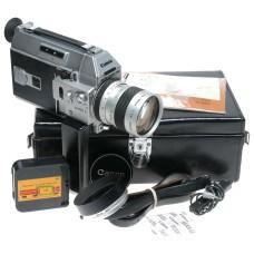 SUPER Super-8 Canon cine camera Auto Zoom 814 cased very clean