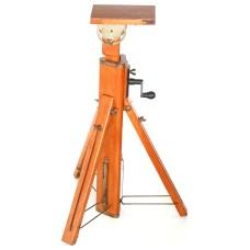 RM Folding Studio tripod stand wood and vintage